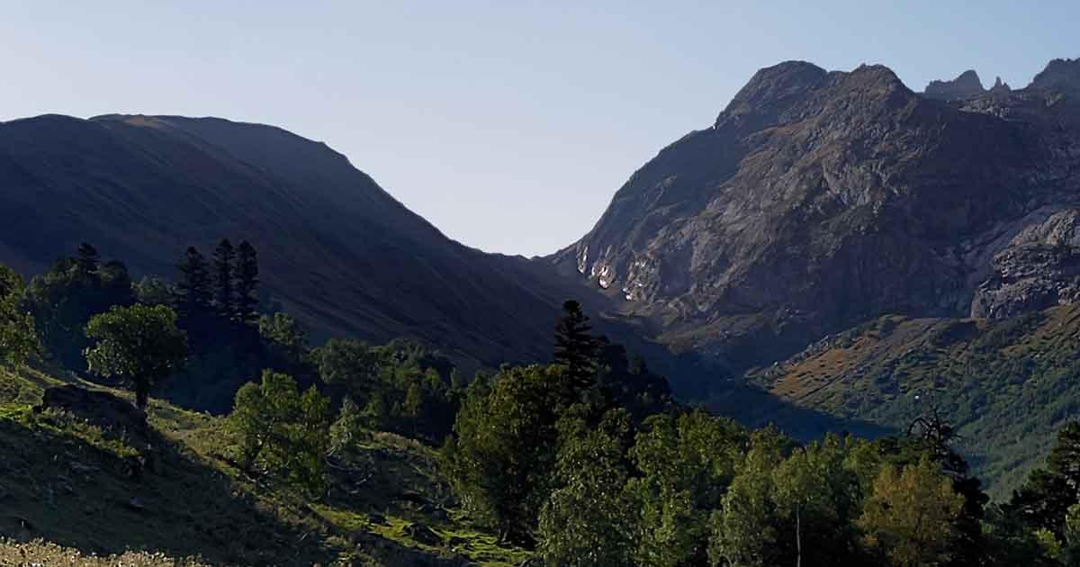 Гора Большое Седло | 630x1200