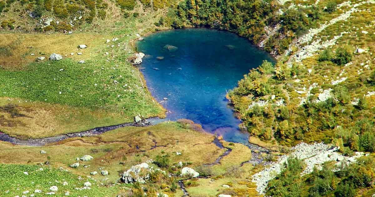 Zapyataya lake