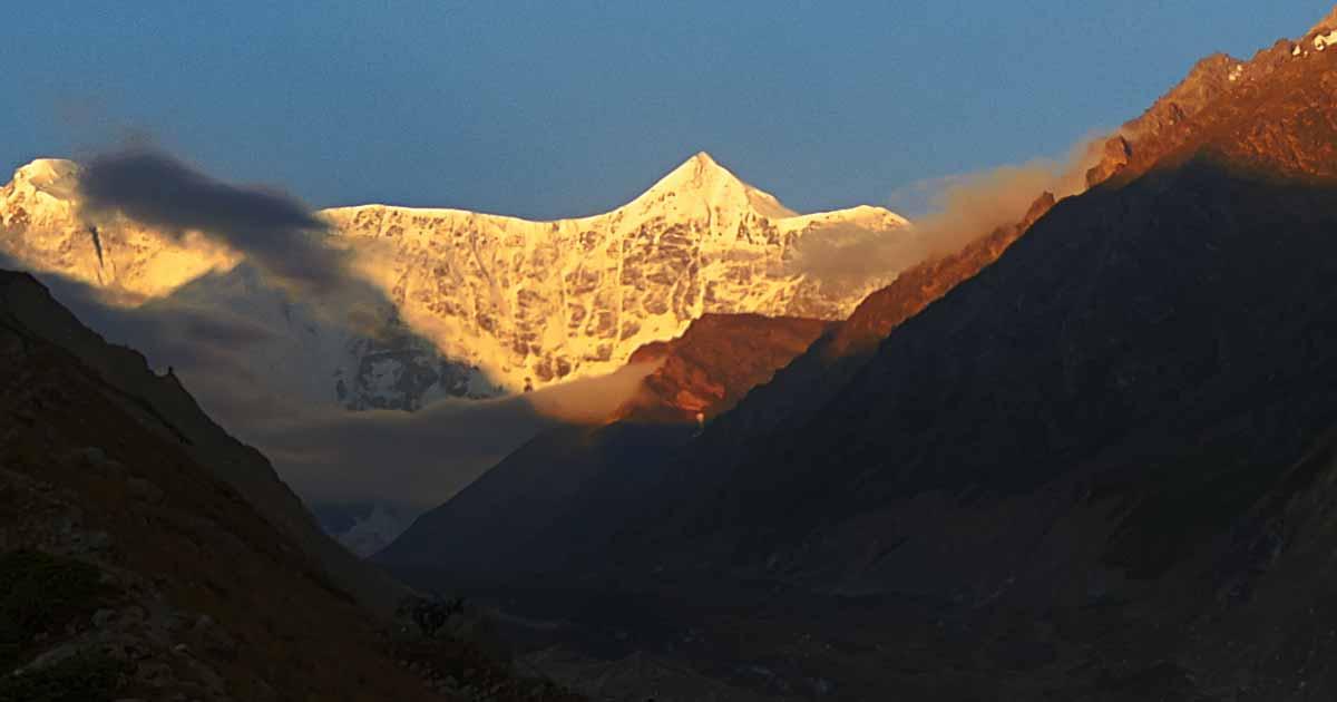 Gestola Mountain