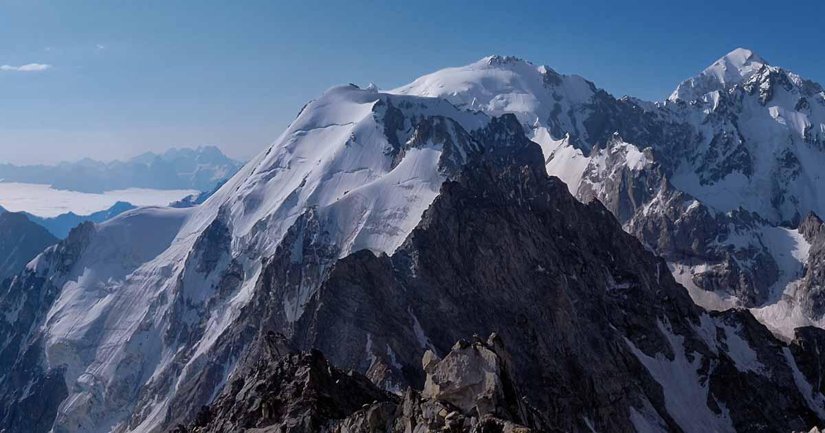 Ukyu mountain