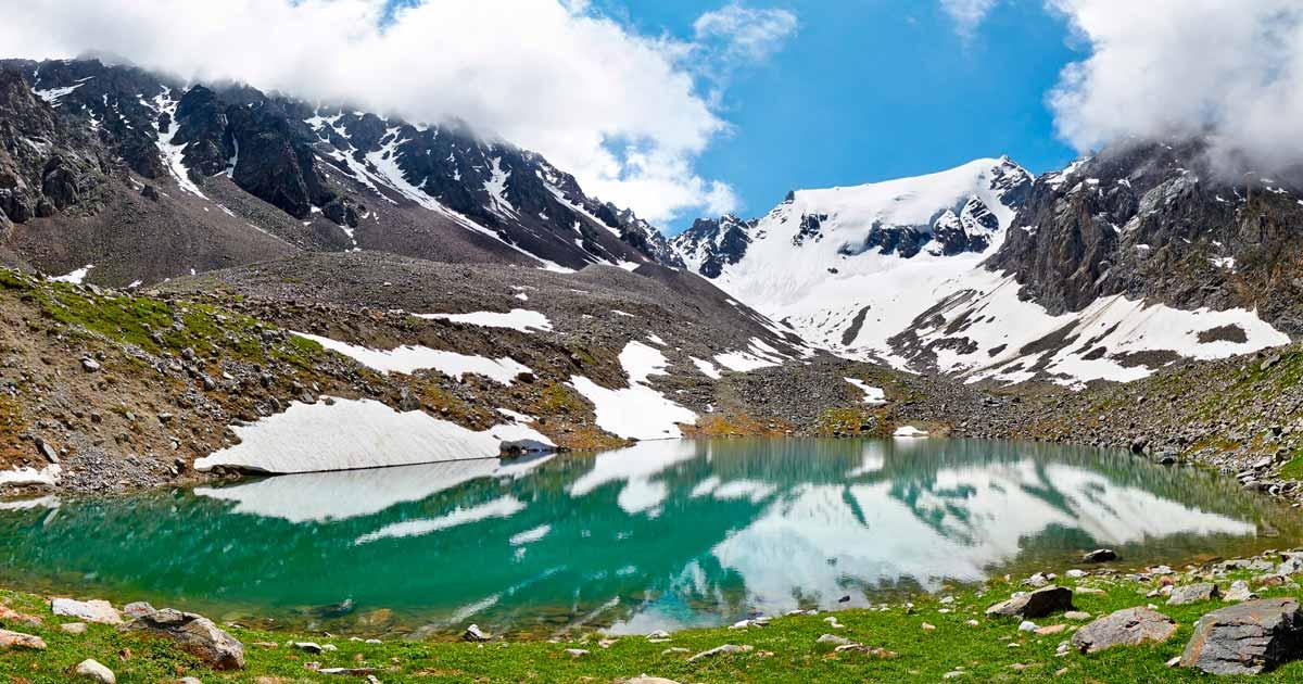 Kaysar lake