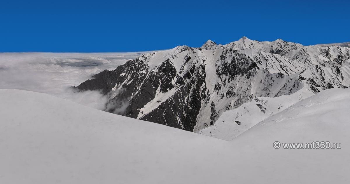 Syrkhubarzond mountain