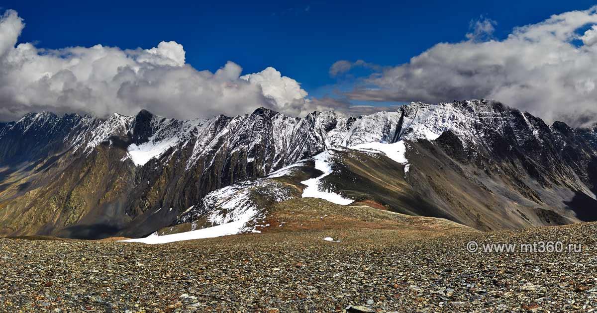 Вершина Закка Восточная