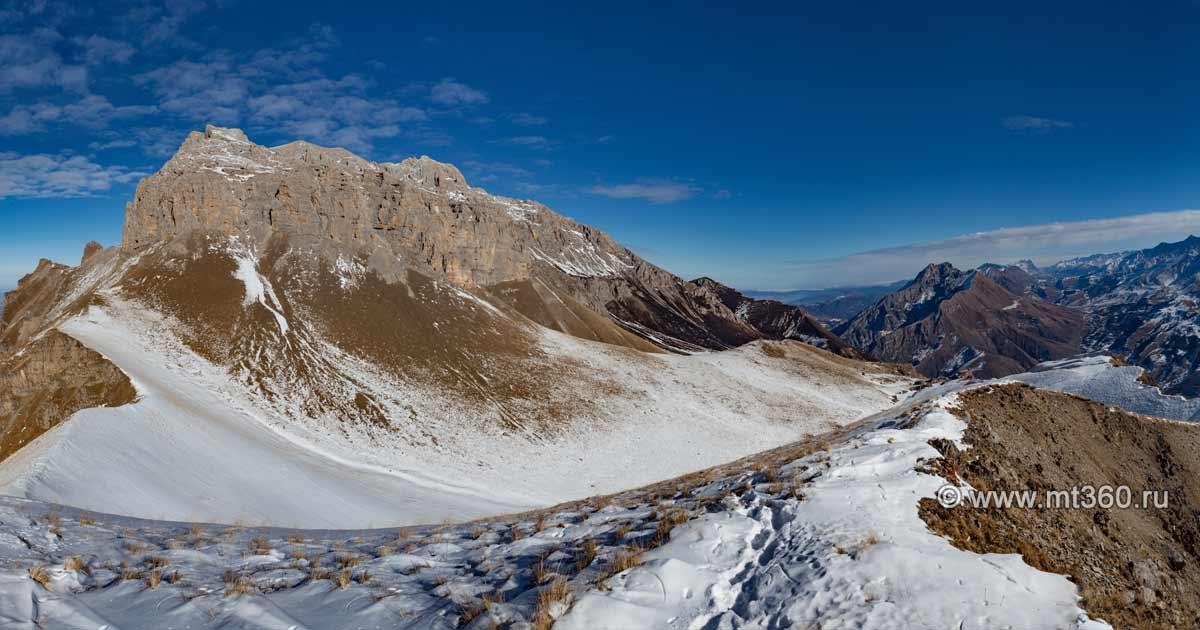 Dashtsar mountain